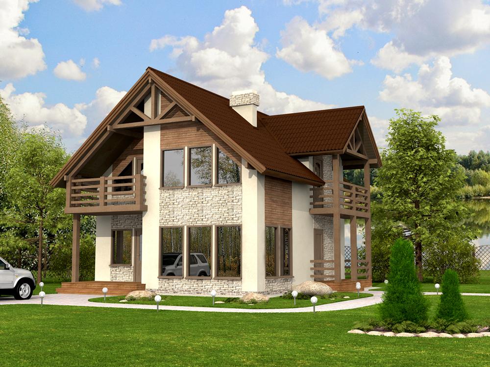 Где заказать проект частного дома в ростове-на-дону
