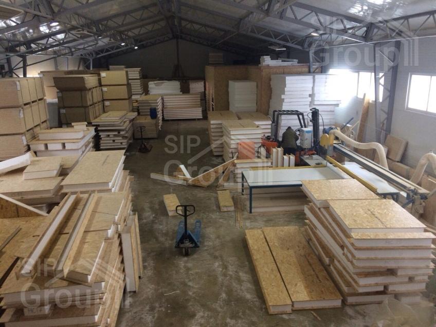 Производство домов из СИП панелей - СИП Групп