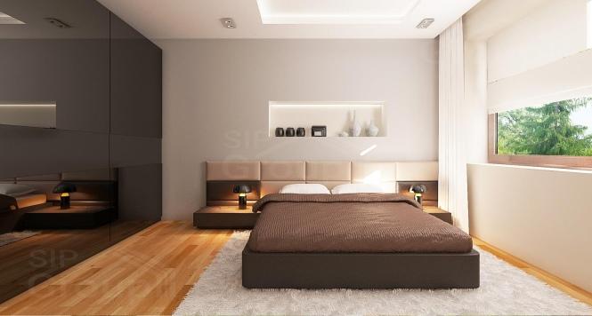 """Проект одноэтажного дома из СИП панелей """"Сказка"""" - фото интерьера"""