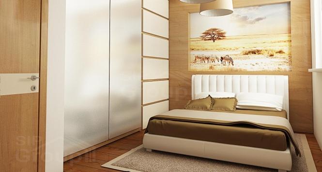 """Проект одноэтажного дома из СИП панелей """"Спокойный"""" - фото интерьера"""