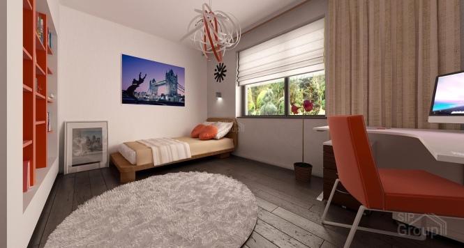 """Проект одноэтажного дома из СИП панелей """"Аккуратный"""" - фото интерьера"""