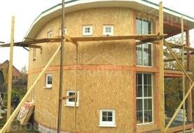 Отзыв о доме из СИП панелей в М.О. Ногинский район