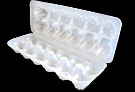Упаковка для яиц из полистирола