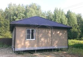 Отзыв о доме из СИП панелей в Московской области Одинцовский район