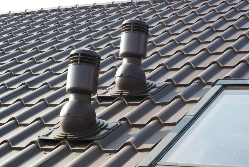 Система вентиляции в доме из СИП панелей
