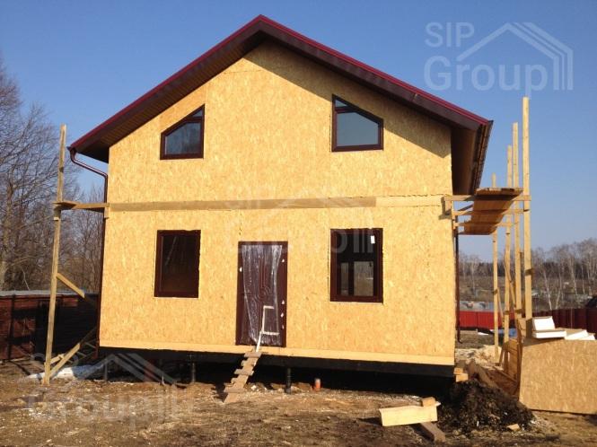 Дом за 1000000 рублей под ключ фото