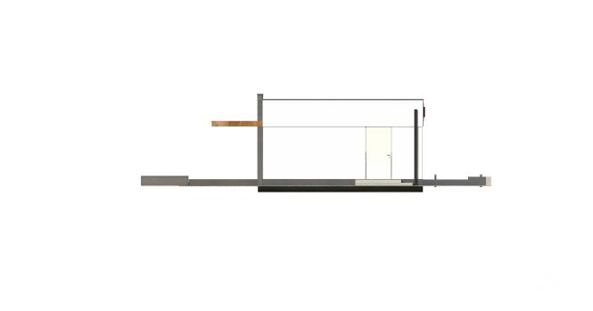 "Кафе из СИП панелей ""Кафеус"" - фасад"