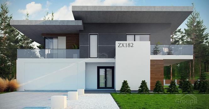 """Проект дома из СИП панелей """"Макси"""""""