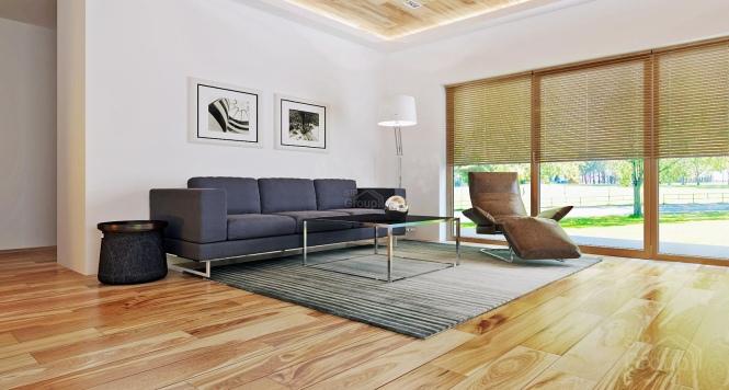 """Проект дома из СИП панелей в стиле хай-тек """"Модерн"""" - фото интерьера"""