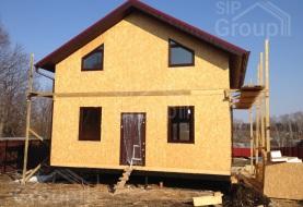 Дом из сип панелей - отзывы владельцев