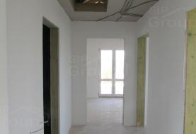 Отделка стен из СИП панелей гипсокартоном - фото