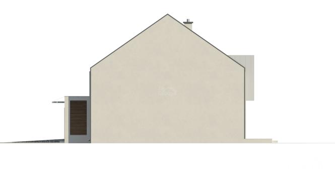 Таунхаус из СИП панелей - фасад