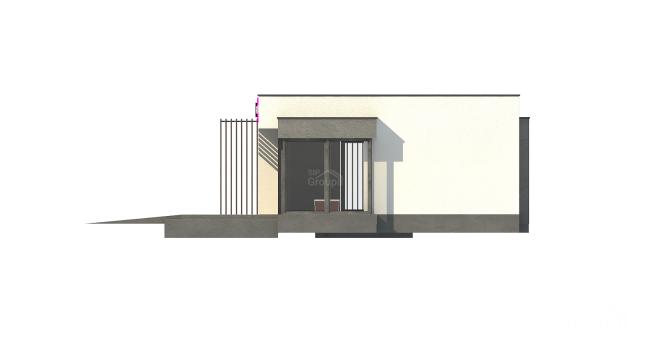 """Торговый павильон из СИП панелей """"Торговус 2"""" - фасад"""